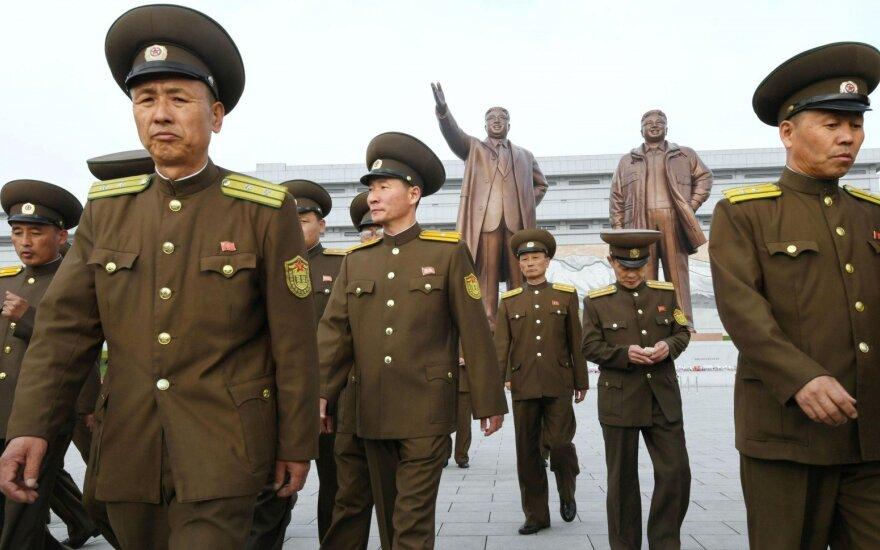 """Северная Корея """"вероятно"""" примет участие в Олимпиаде в Пхёнчхане"""