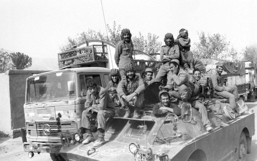 """В """"Единой России"""" предложили пересмотреть оценку операции СССР в Афганистане"""