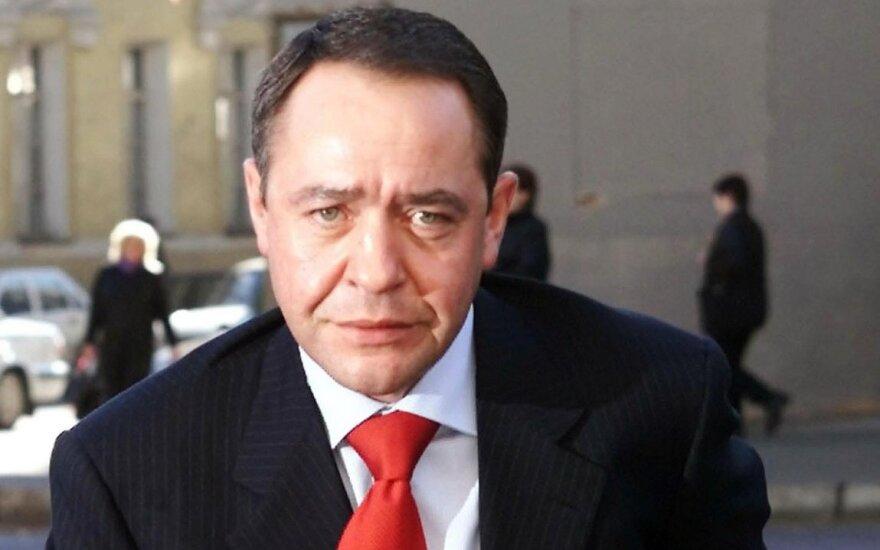 """Умер бывший глава """"Газпром-медиа"""" Михаил Лесин"""