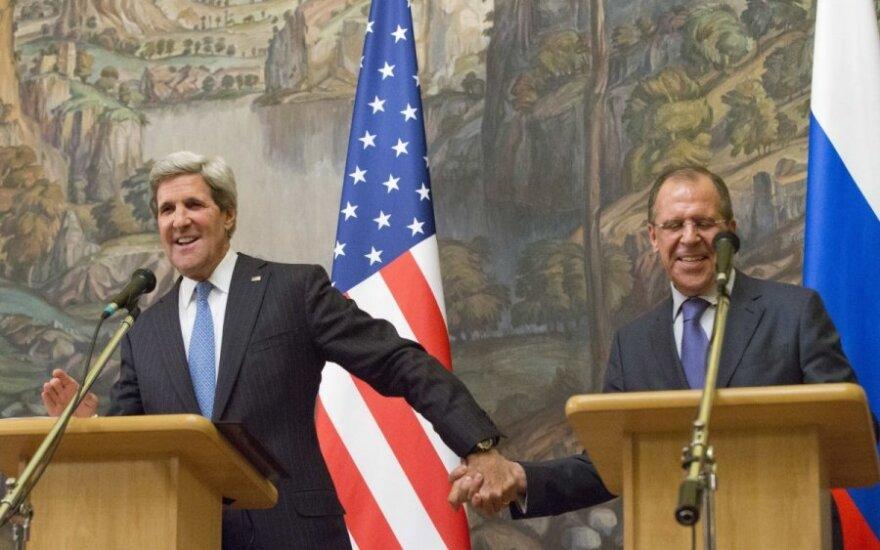 Россия, США и ООН начинают консультации по Сирии