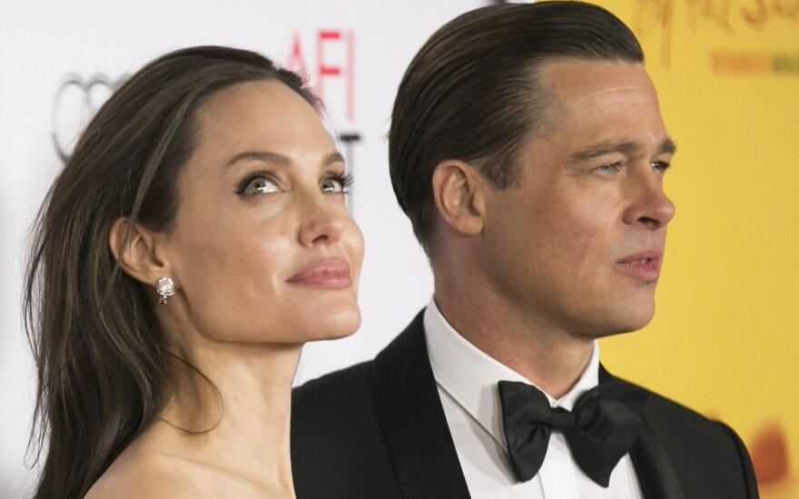 СМИ: Питт и Джоли снова вместе после бурного воссоединения