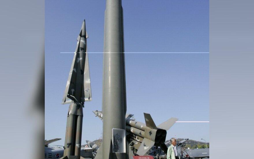 Северная Корея испытала еще две ракеты