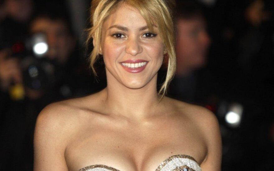 Shakira: Będę karmiła piersią swego synka, aż ten pójdzie do college'u
