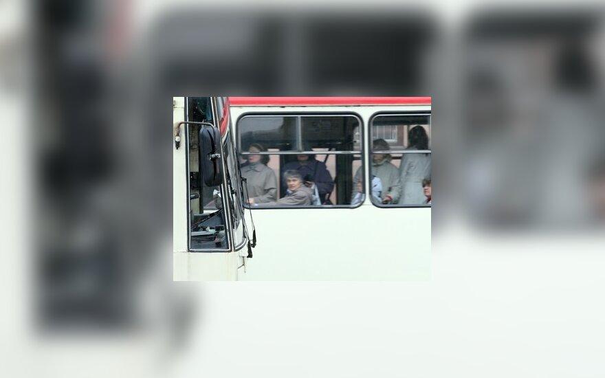 Помощи вильнюсскому транспорту не будет