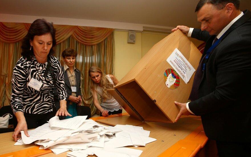 В Беларуси состоялись парламентские выборы - выборы в нижнюю палату