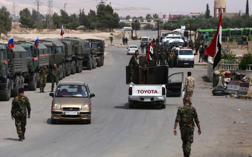 В Сирии воевали 434 российских генерала и еще более 60 тысяч военных