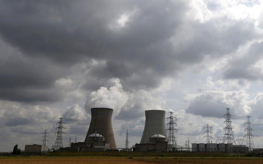 Belgijos atominė elektrinė Doel