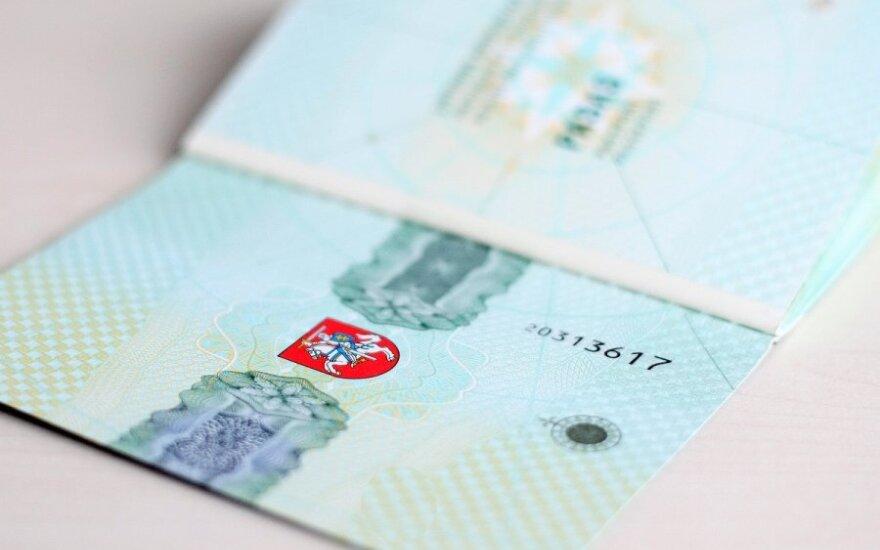 В этом году паспорта должны поменять больше 0,5 млн. жителей Литвы