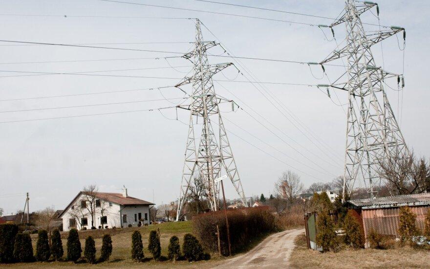 Litgrid: цена электроэнергии в Литве - впервые ниже, чем в Скандинавии