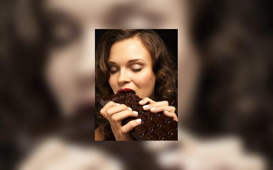 Как получать от шоколада только пользу