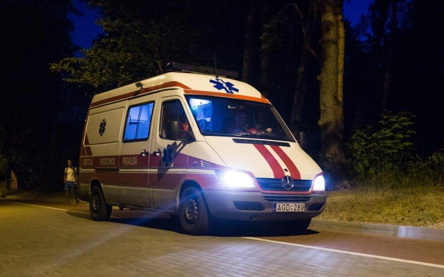 В Швенченском районе на дороге погиб велосипедист