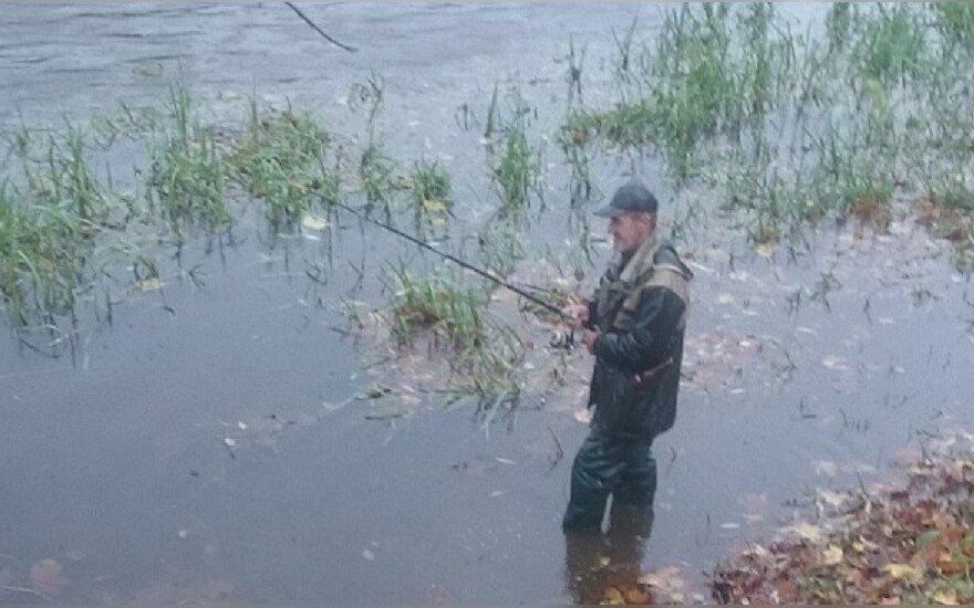 Žvejys brakonierius