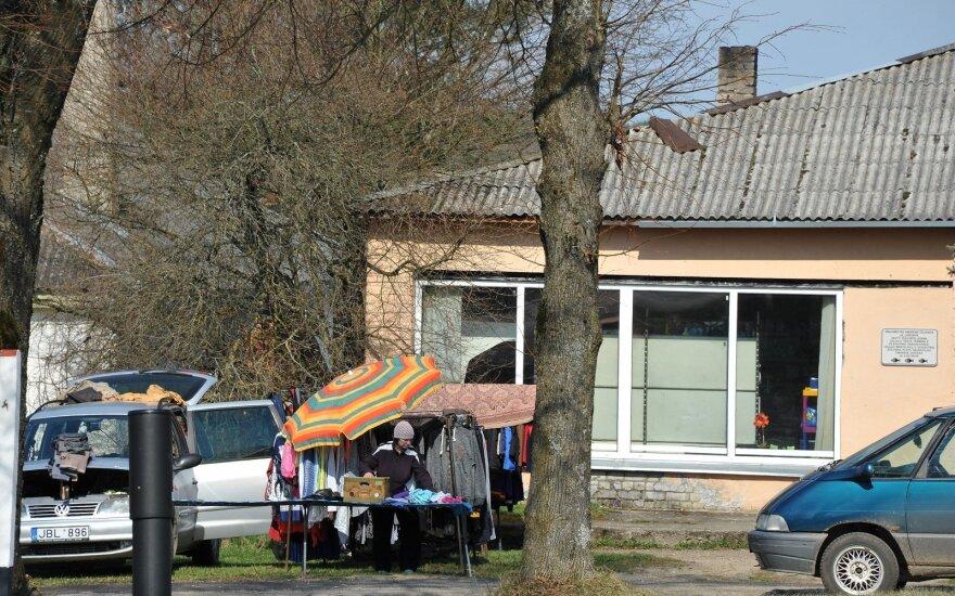 Две Литвы разделяет пропасть: выезжаешь из Вильнюса и оказываешься в другом государстве