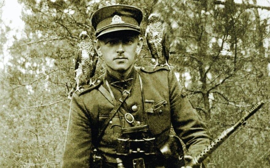 В пятницу в Вильнюсе начнется церемония перезахоронения останков Раманаускаса-Ванагаса