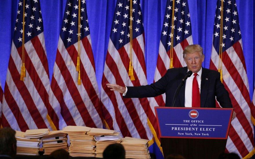 Трамп пообещал расследовать дело российских хакеров за 90 дней