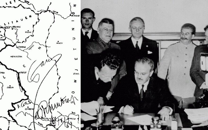 США вместе с Восточной Европой осуждает попытки России переписать историю
