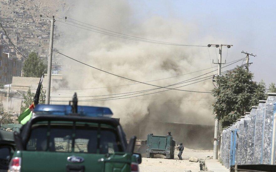 В Кабуле в результате взрывов погибли около 20 человек, включая журналистов
