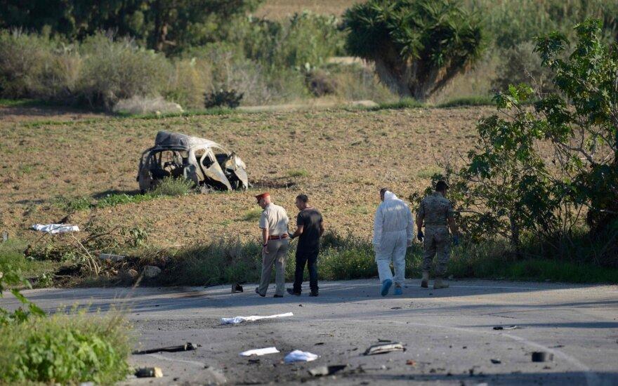 Сын взорванной на Мальте журналистки обрушился на власти страны