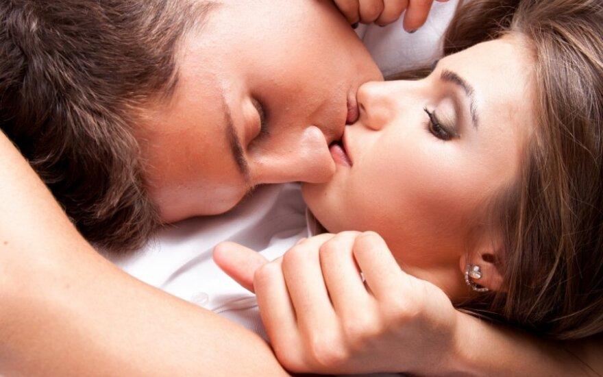 Поспал хочется секса