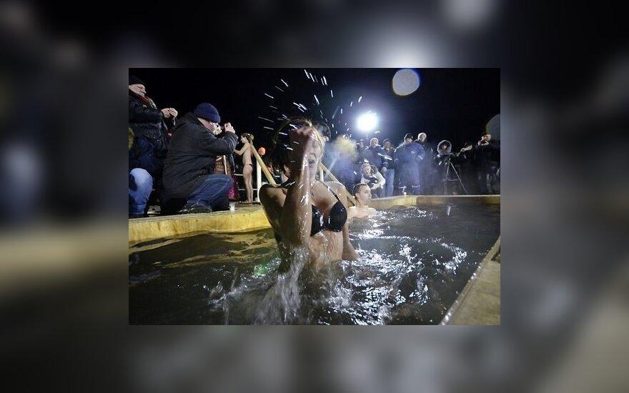 Крещение: в купаниях приняли участие более 1,5 млн россиян