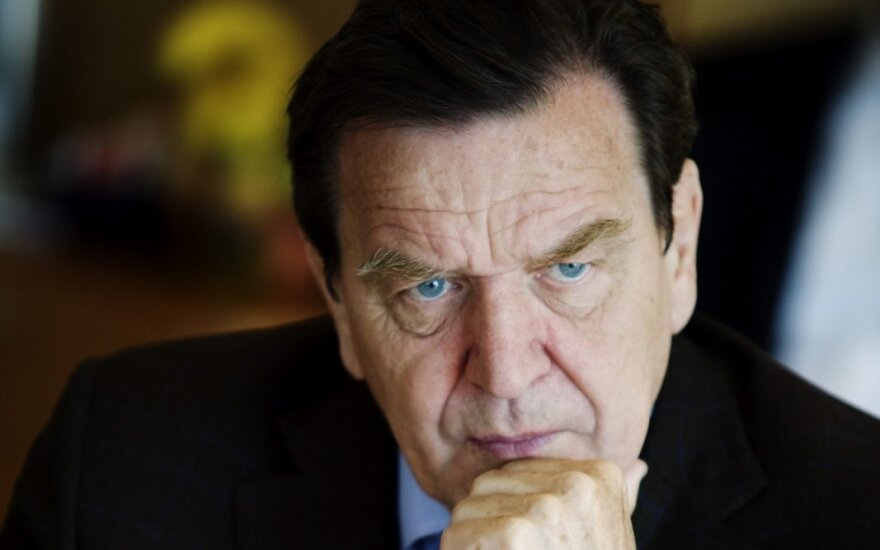 Gerhardas Schröderis