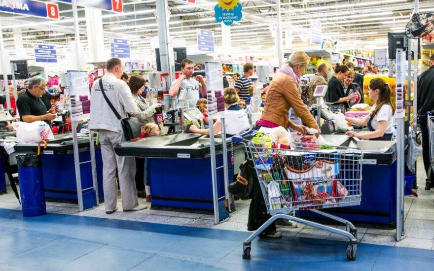 Налоги можно заплатить в магазинах Maxima