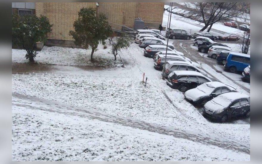 Погода: после выходных прогнозируют снег