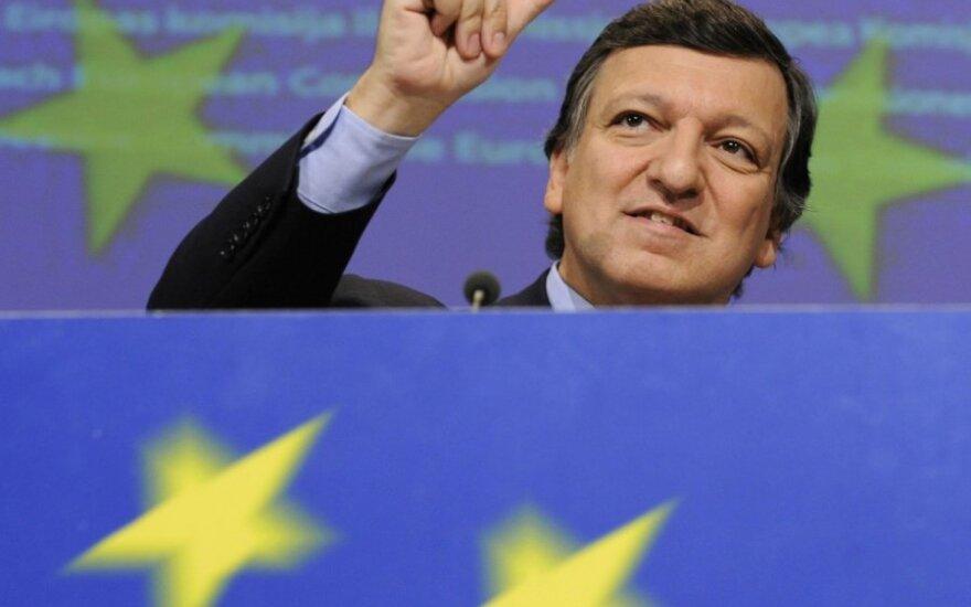 Баррозу считает Украину не готовой к ЕС