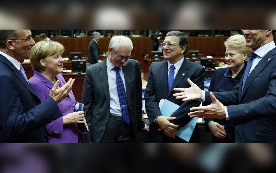 """Президент Литвы: """"нецивилизованные"""" меры давления России объединили Европу"""