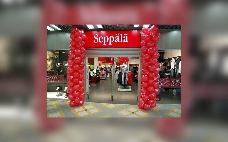 Seppälä планирует закрыть все магазины в Литве