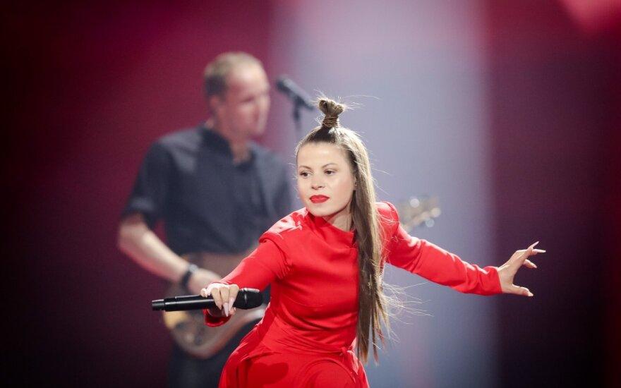 Второй полуфинал Евровидения: Литва выступит 16-й