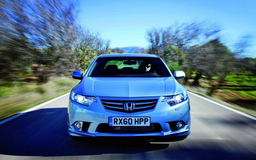 Детройт-2012: прототип купе Honda Accord нового поколения
