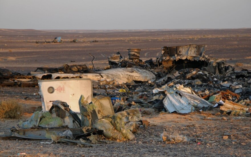 Президент Египта признал катастрофу A321 терактом