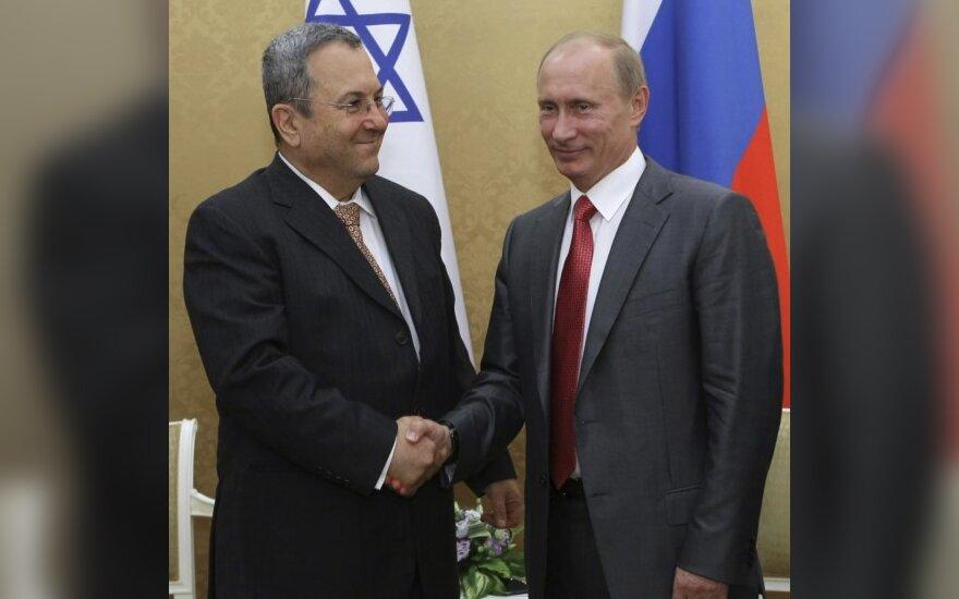 Израиль повернулся лицом к России