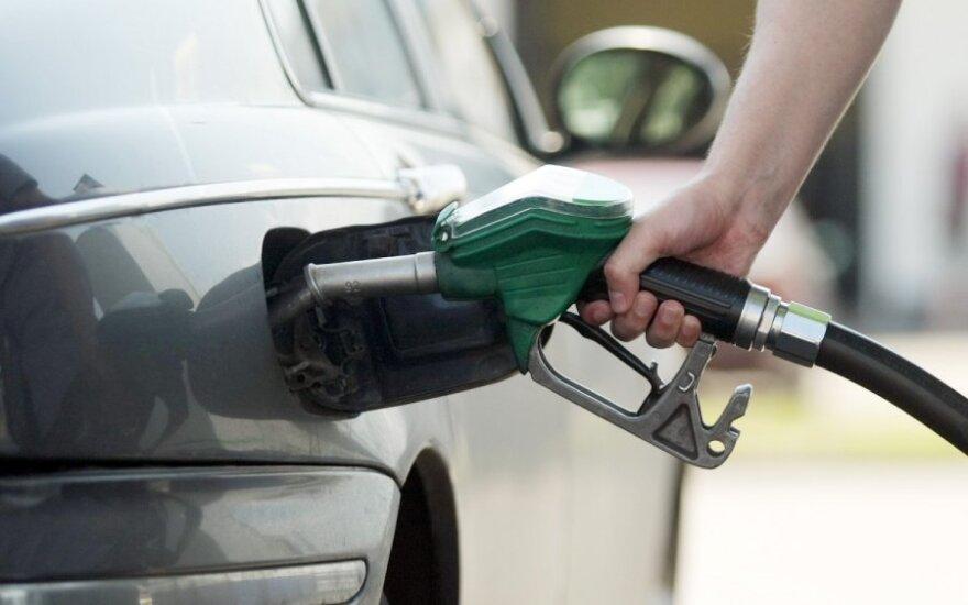Летние цены на моторное топливо в Европе: Литва - на 16-м месте