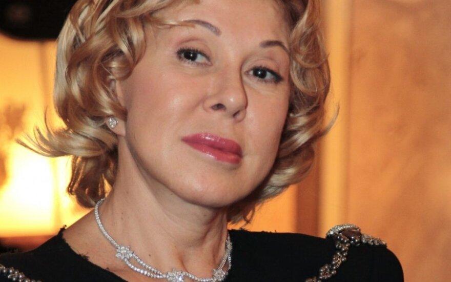 Любовь Успенская рассказала об аборте: у меня могла бы быть двойня