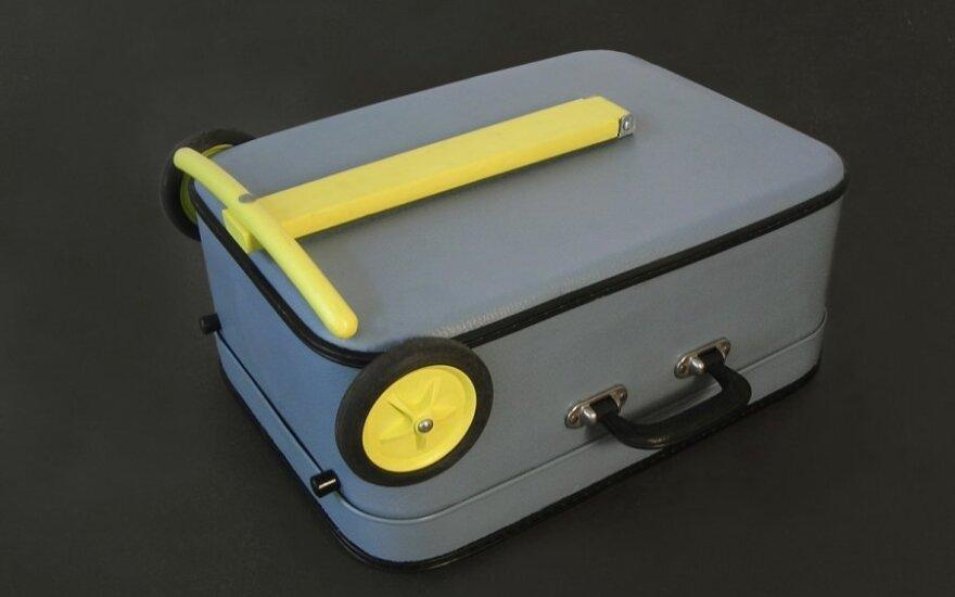 В аэропорту Киева обнаружили радиоактивный чемодан из Москвы