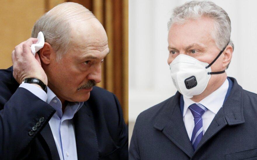 Науседа: БелАЭС не будет препятствием в общении Литвы и Беларуси