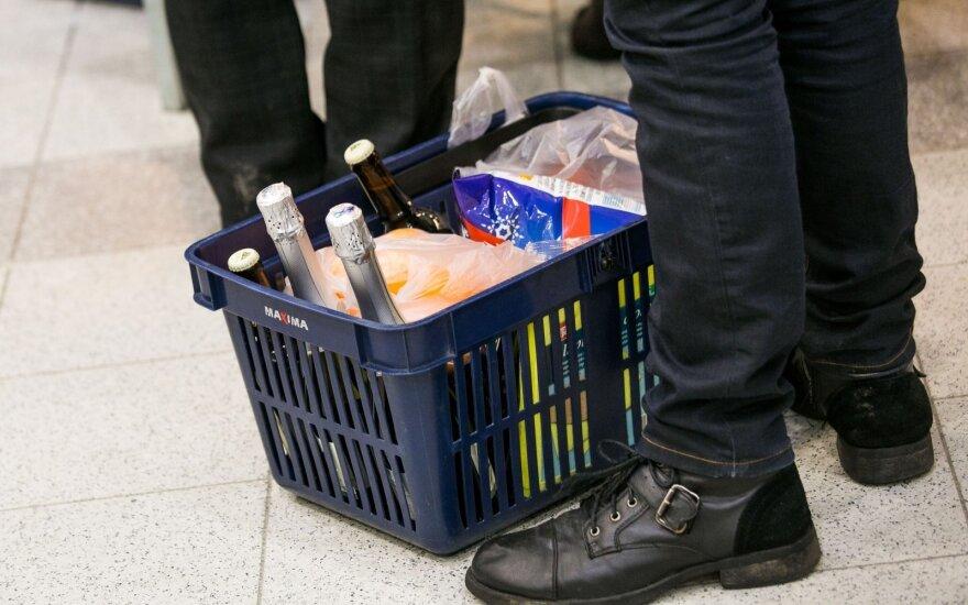 Уже скоро алкоголь в магазинах будут продавать только по документам