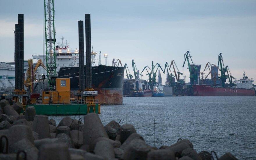 Глава Клайпедского порта: санкции должны применяться в отношении лиц, а не предприятий