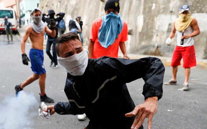 Ряду сотрудников посольства США в Венесуэле предписано покинуть страну