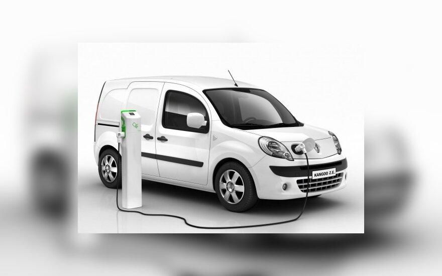 Renault раздавит конкурентов электрокаблуком