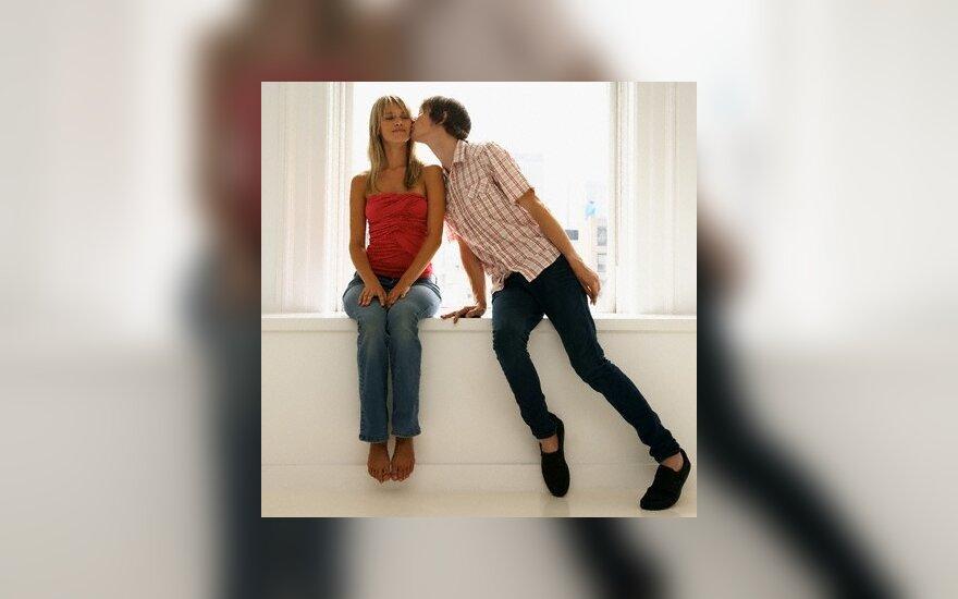 Каждый третий 16-летний вильнюсский подросток уже вступал в половую связь