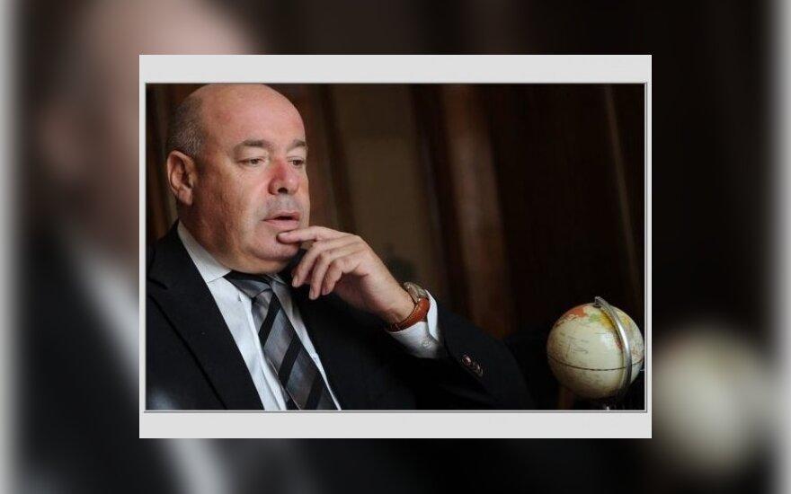 """ЛК: Михаил Швыдкой: """"глупостей властей хватает"""""""