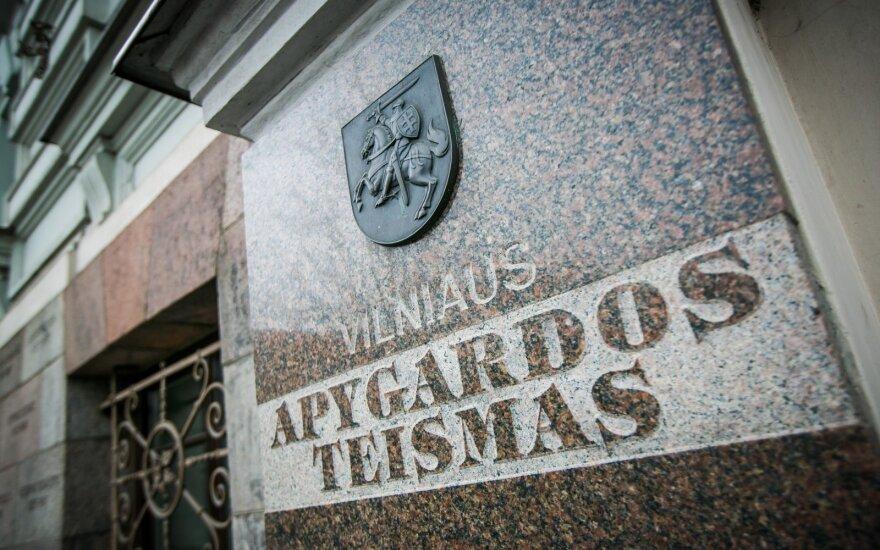 Финансист Вильнюсского окружного суда растратила почти 200 000 евро