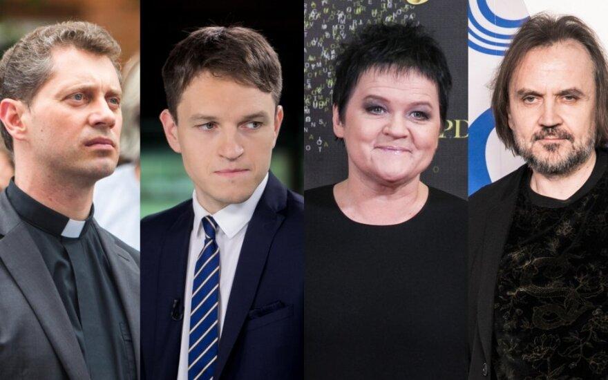 Самые влиятельные в Литве 2019: в первой тройке общественных деятелей новое лицо