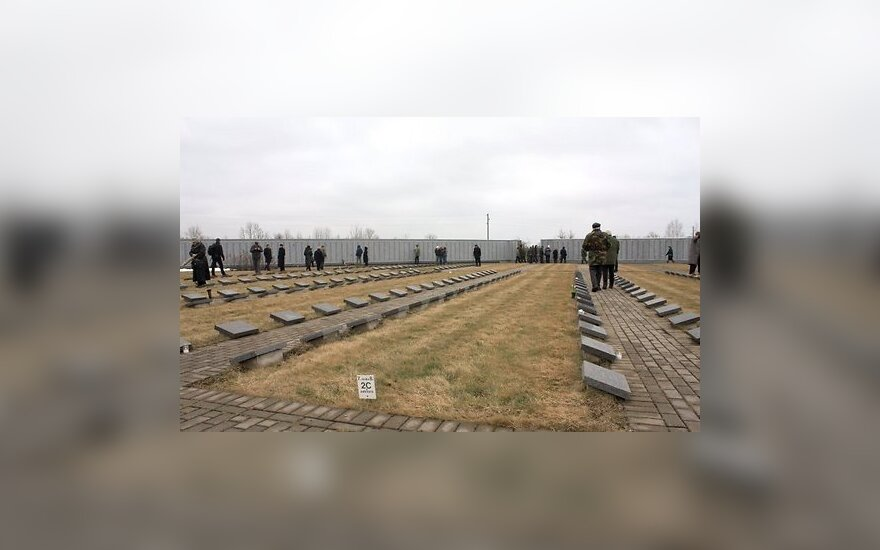В Латвию доставлены останки 236 легионеров, погибших в боях под Псковом