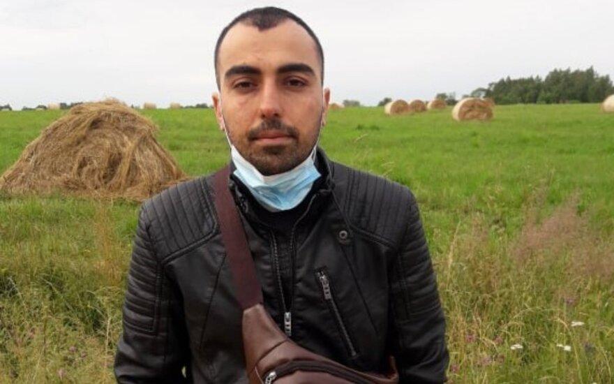 В Игналине сбежал больной коронавирусом гражданин Афганистана