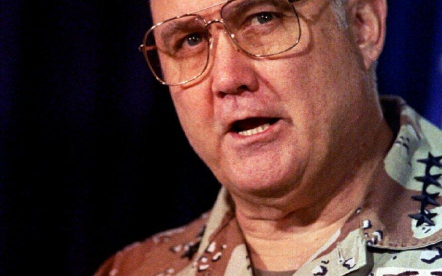 USA: Zmarł dowódca operacji Pustynna Burza