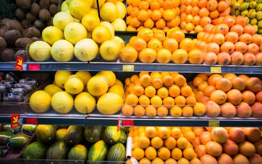 Россия запретит реэкспорт овощей и фруктов из ряда стран Африки через Беларусь и ЕС